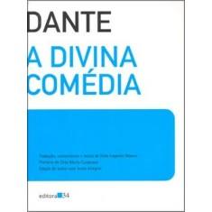 A Divina Comédia - Alighieri, Dante - 9788573264241