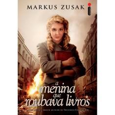 A Menina Que Roubava Livros - Markus Zusak - 9788580574517