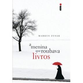 A Menina que Roubava Livros - Zusak, Markus - 9788598078175