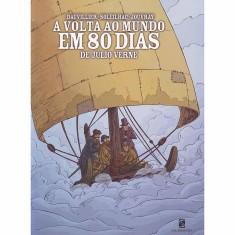 A Volta ao Mundo Em 80 Dias - Nova Ortografia - Verne, Julio - 9788516075774