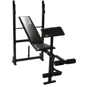 Academia de Musculação 10 Exercícios Polimet 0079