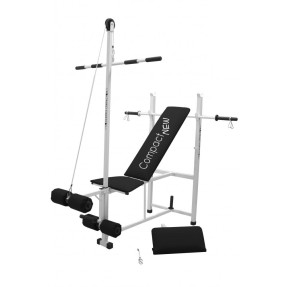Academia de Musculação Metalmix Acadmix Compact New