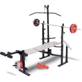 Academia de Musculação Polimet SP-3300 Pro