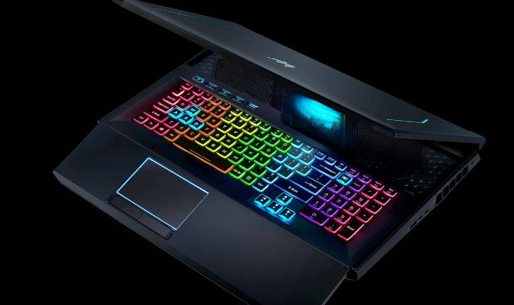 Acer anuncia Acer Predator 700, notebook gamer com processador Core i9