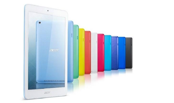 Acer divulga seus novos tablets da linha Iconia