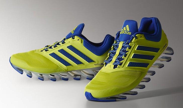 Adidas Springblade: um tênis com lâminas inovadoras