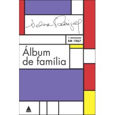 Álbum de Família - Rodrigues, Nelson - 9788520931752