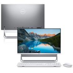 """All in One Dell Inspiron Intel Core i7 8 GB SSD 256 GB Intel Iris Graphics 23,8"""" Windows 10 Inspiron 24 5000"""