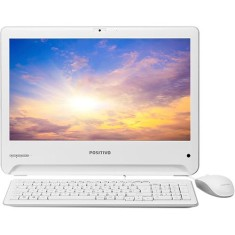 Foto All in One Positivo UDI3150 Intel Celeron N2808 4 GB 500 Linux 18,5""