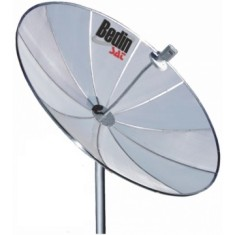 Antena de TV Parabólica BedinSat 2,40m 21-1109