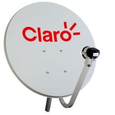 Antena de TV Parabólica Century Claro TV 60cm