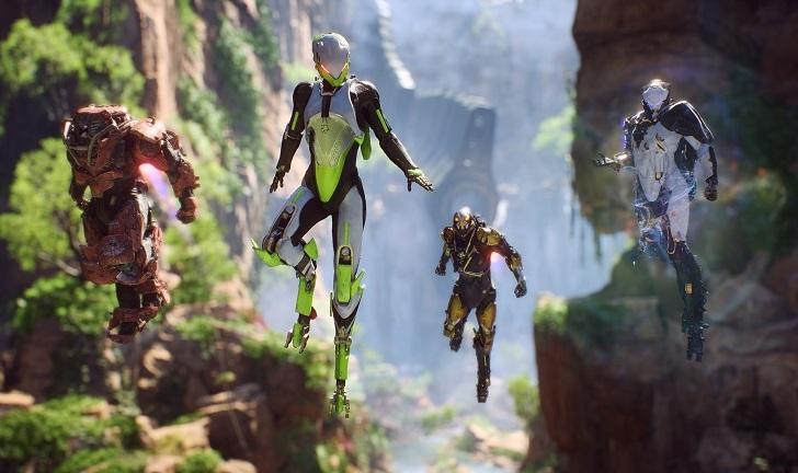 Anthem: salve o mundo da destruição no mais novo RPG cooperativo da BioWare