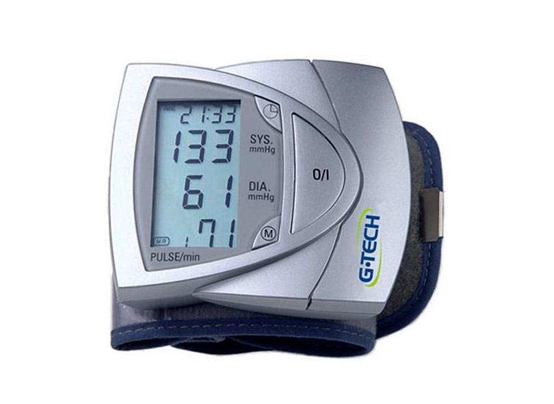 a5ac990d7 Aparelho Medidor de Pressão Digital De Pulso G-Tech BP3AF1-3