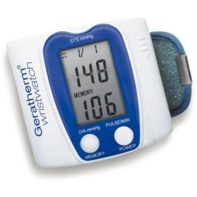 Aparelho Medidor de Pressão De Pulso Digital Automático Geratherm Wristwatch 993