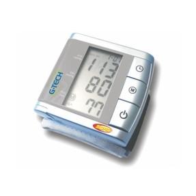 Aparelho Medidor de Pressão De Pulso Digital Automático Glicomed BP3BK1