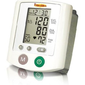 Aparelho Medidor de Pressão De Pulso Digital Automático Glicomed RS 380