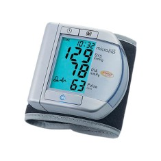 Aparelho Medidor de Pressão De Pulso Digital Automático Microlife BPW 100