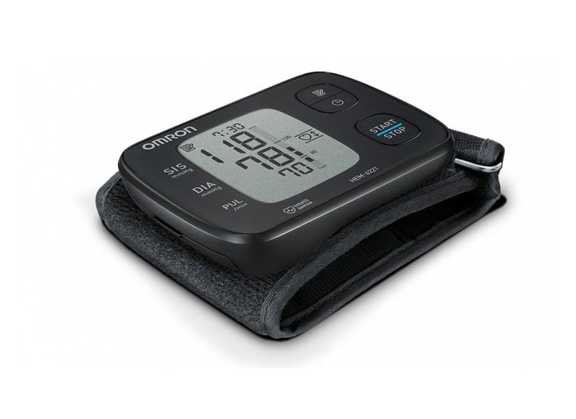 68f07930e Aparelho Medidor de Pressão Digital De Pulso Omron Elite HEM-6221