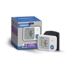 Aparelho Medidor de Pressão De Pulso Digital Automático Omron HEM-6124