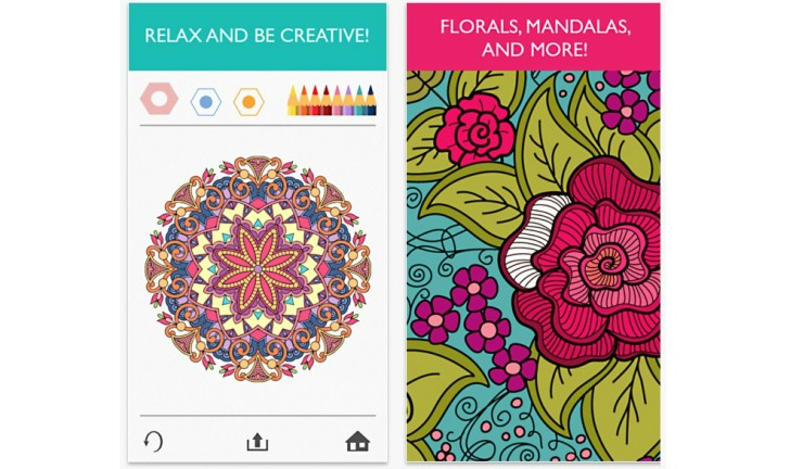 Aplicativo Colorfy: a sensação dos livros de colorir na tela do iPhone e do iPad