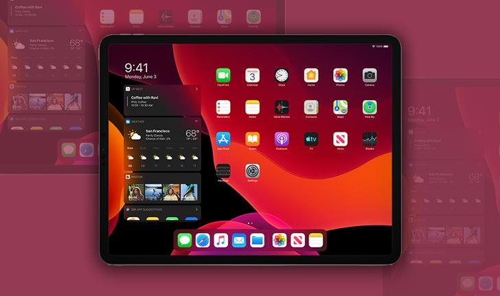 Apple anuncia iPadOS, um sistema pensado para as telas maiores