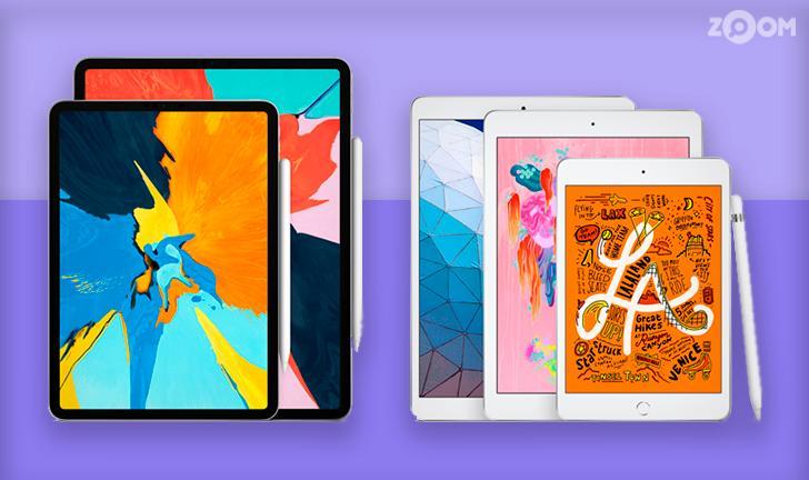 Apple anuncia novos iPad Air e iPad Mini; preço no Brasil começa em R$ 3,5 mil