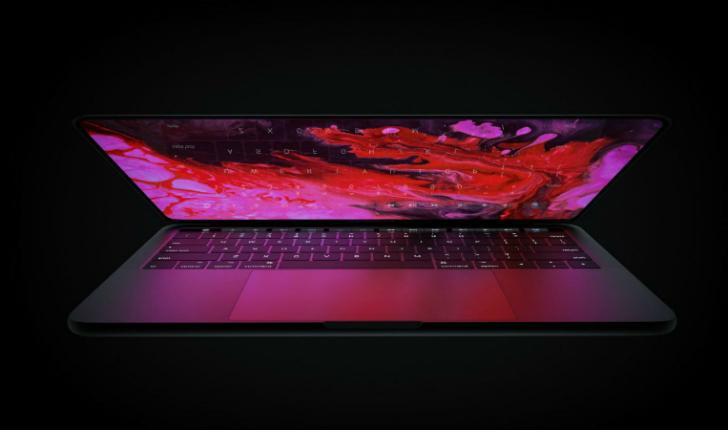 Apple atualiza linha MacBook Pro com novo processador e teclado
