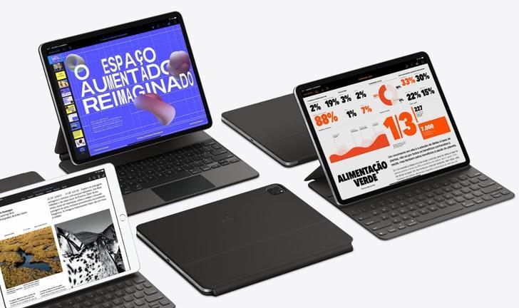 Apple lança iPad Pro 2020 com câmera dupla e novo teclado; saiba preço