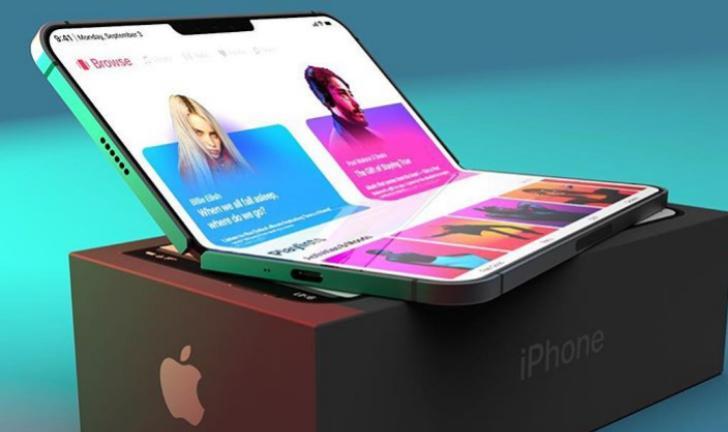 Apple registra patente de iPhone dobrável; saiba o que esperar
