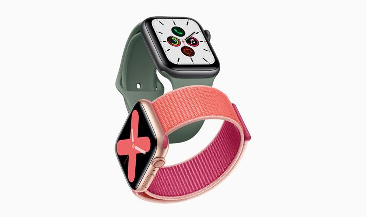 Apple Watch Series 5: novo smartwatch chega com Always-On display