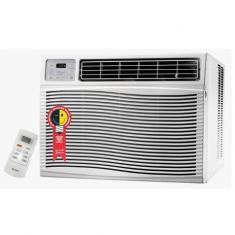 Ar-Condicionado Janela / Parede Gree 7500 BTUs Controle Remoto Frio GJC07BK Eletrônico