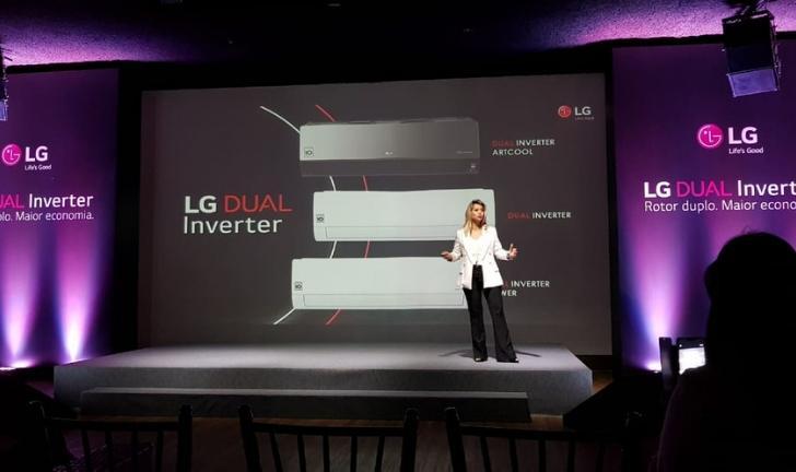 Ar  Condicionado LG Dual Inverter promete até 70% de economia de energia