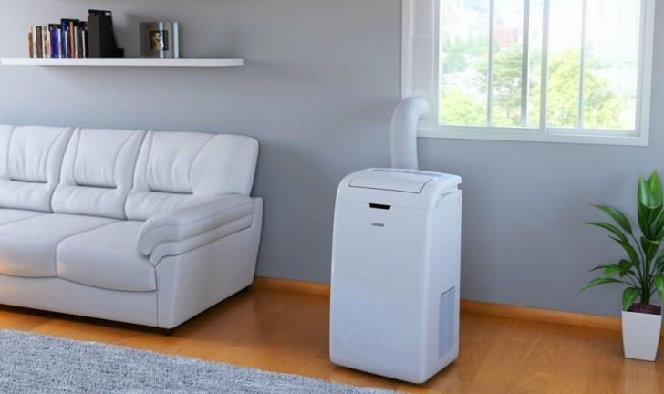 Ar-condicionado portátil é bom?