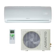 Ar Condicionado Split Agratto 9000 BTUs Quente/Frio ECS09QF
