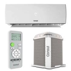 Ar-Condicionado Split Hi Wall Consul 18000 BTUs Controle Remoto Frio CBN18CB / CBO18CB