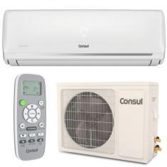 Ar-Condicionado Split Hi Wall Consul 9000 BTUs Inverter Controle Remoto Quente/Frio CBJ09EBBNA / CBM09EBBNA