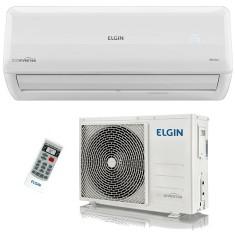 Ar-Condicionado Split Hi Wall Elgin Eco 9000 BTUs Inverter Controle Remoto Frio HVFE09B2IA / HVFI09B2IA