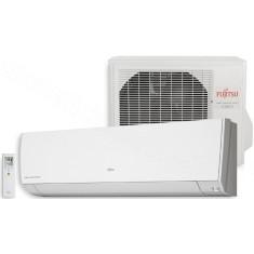 Ar-Condicionado Split Hi Wall Fujitsu 12000 BTUs Inverter Controle Remoto Frio ASBG12JMCA