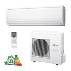 Ar Condicionado Split Fujitsu 27000 BTUs Frio ASBG30JFBB / AOBG30JFTB