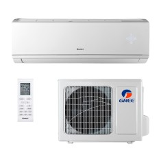 Ar-Condicionado Split Gree 12000 BTUs Quente/Frio GWH12QC / D3DNB8M