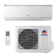 Ar-Condicionado Split Hi Wall Gree Eco Garden 9000 BTUs Inverter Controle Remoto Quente/Frio GWH09QA / D3DNB8M