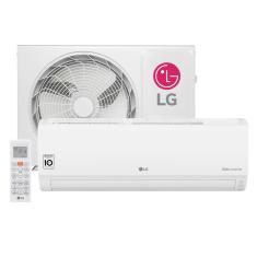 Ar Condicionado Split LG 9000 BTUs Frio S4-Q09WA5WB
