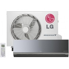 Foto Ar Condicionado Split LG 9000 BTUs AS-W092BRG2