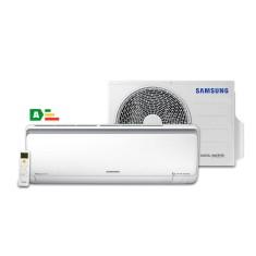 Ar Condicionado Split Samsung 18000 BTUs Quente/Frio AR18MSSPBGMXAZ / AR18MSSPBGMNAZ