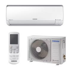 Ar-Condicionado Split Hi Wall Samsung 9000 BTUs Inverter Controle Remoto Quente/Frio AR09MSSPBGMXAZ