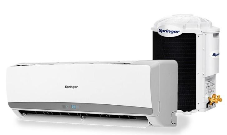 Ar condicionado Springer é bom?