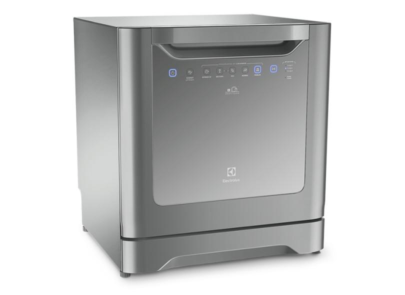 Resultado de imagem para Lava-louças 8 Serviços Electrolux LE08S