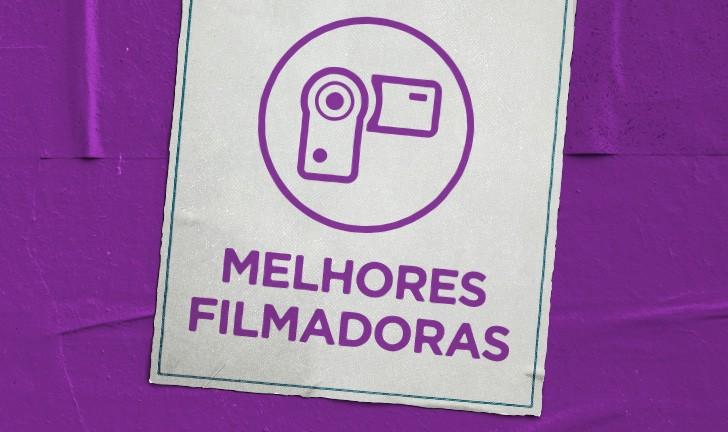 As 11 Melhores Filmadoras em 2018