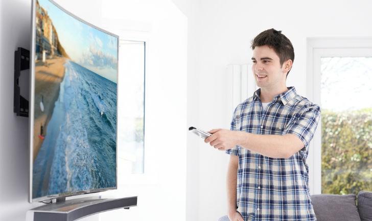 As 4 Melhores TVs com Tela Curva em 2019