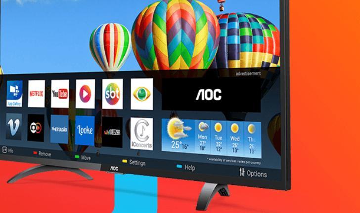 As 4 Melhores TVs da AOC em 2019